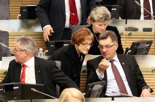 Sondaż: Socjaldemokraci nadal są najbardziej popularną partią na Litwie