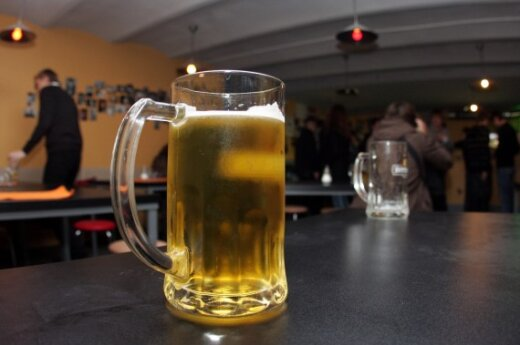 Пивной фестиваль закрылся из-за нехватки пива
