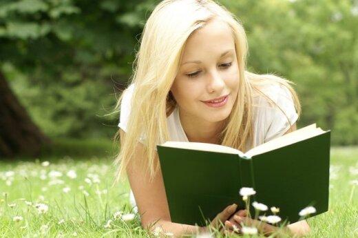 Czytanie książek porównano do fitnessu