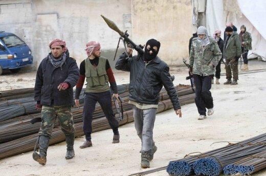 10 tysięcy uzbrojonych bojowników wkroczyło do Syrii od strony Libanu