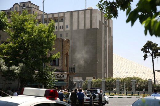 Иран под прицелом