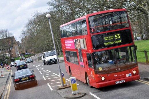 Британским безработным предложили бесплатно ездить в автобусах
