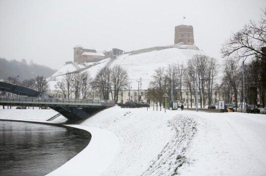 Прогноз: в выходные ожидает сильный мороз