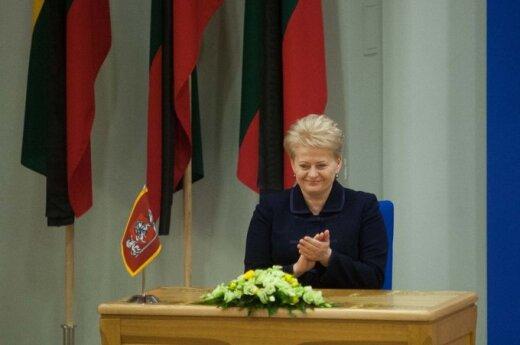 Grybauskaitė: Musimy mówić prawdę o wywózkach