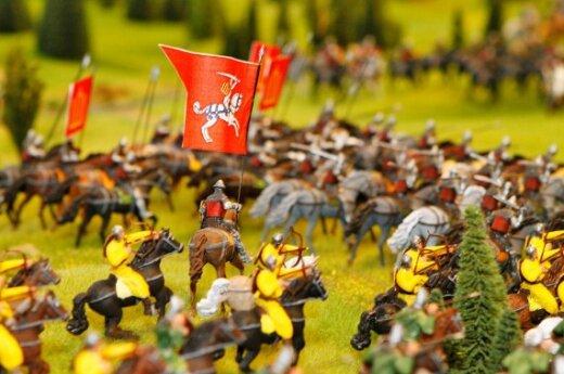 В Вильнюсе – концерт по случаю 600-летия битвы под Грюнвальдом