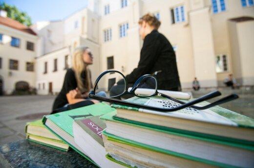 Prezidentė siūlo reformuoti aukštąjį mokslą pagal Suomijos pavyzdį
