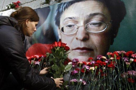 Gedima Anos Politkovskajos