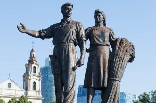 Sowieckie rzeźby z Zielonego mostu mogą znaleźć się w Suderwie