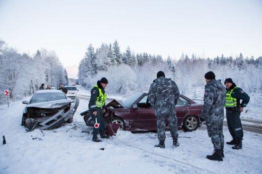 Трагическое ДТП в Ширвинтском районе: погибла женщина