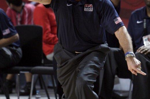 Титул чемпиона мира по баскетболу завоевала сборная США