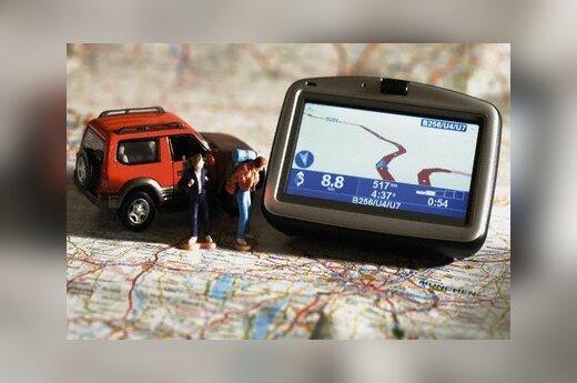 Nemokama navigacinė paslauga