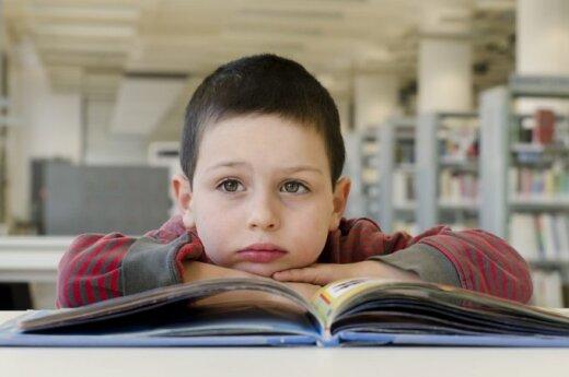 Ką daryti, kad vaikas skaitytų?