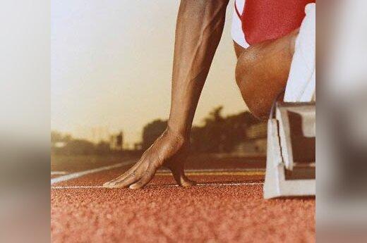 bėgimas, rungtynės, bėga, lengvoji atletika