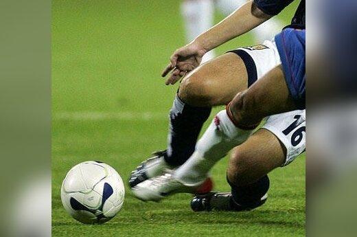 В Румынии за драку дисквалифицированы девять игроков