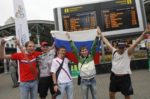 Rosyjscy zadymiarze pobili polskich ochroniarzy