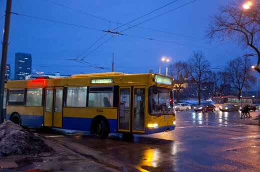 Czy w Wilnie powstanie bezpłatny transport publiczny?