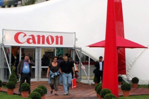 Canon купит домен верхнего уровня .canon