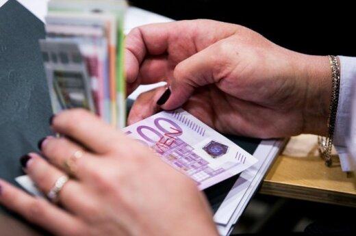 Euro įvedimo įstatymui Seime liko vienas žingsnelis