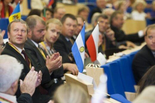 Wspólnota Litwinów chce referendum w sprawie podwójnego obywatelstwa