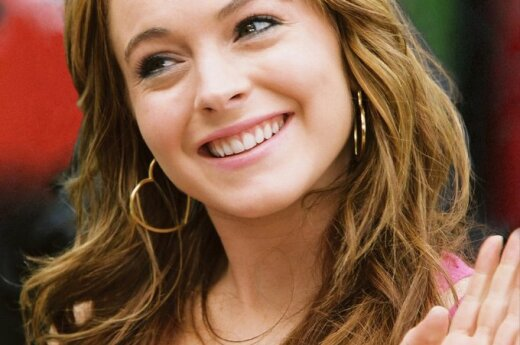 Lindsay Lohan fot. UIP