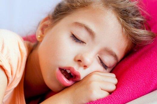 Kiek miego iš tikrųjų reikia vaikui?