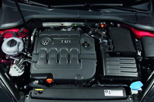 Заряженный Volkswagen Golf R впервые предстал перед публикой