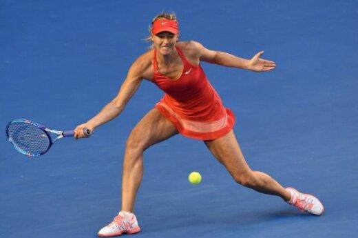 Шарапова разгромила китаянку и вышла в четвертьфинал AusOpen