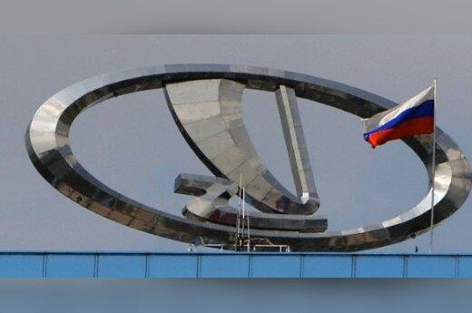 """Rusija kviečia """"Renault"""" padidinti savo akcijų dalį """"AvtoVAZ"""" bendrovėje"""