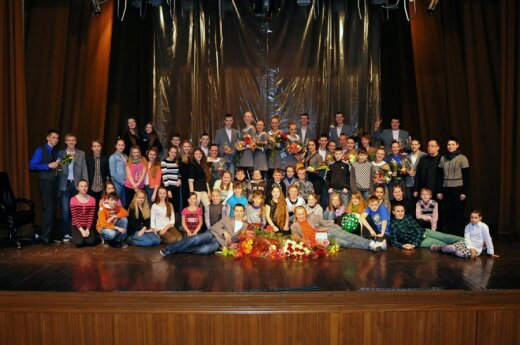 Plungės kultūros centras dovanojo išskirtinę Teatro dieną