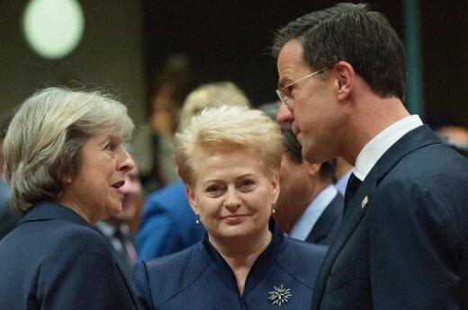 D. Grybauskaitė