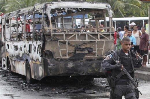 Война с мафией: в Рио-де-Жанейро ввели танки