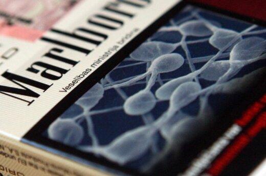 ЕС может договориться о надписях на сигаретах в период председательства Литвы