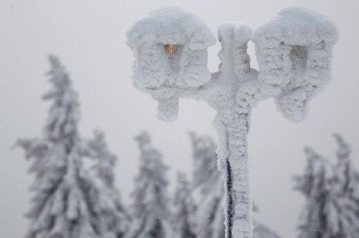 В Шауйляй – первая жертва мороза