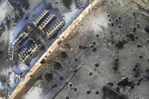 Подорван второй этаж Донецкого аэропорта, много раненых