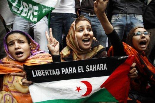 Maroko: Protesty kobiet