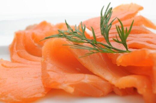 Holandia: Setki osób zaraziły się salmonellą po zjedzeniu łososia