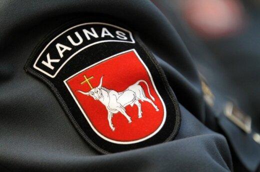 Napisy obrażające Rosjan i Polaków w Kownie