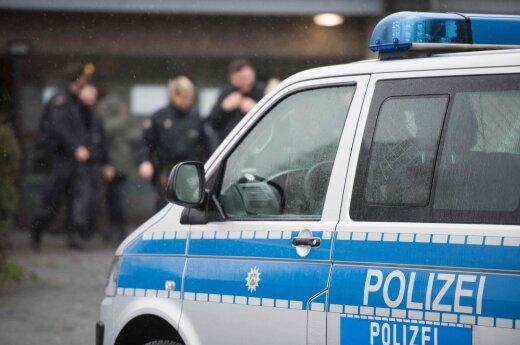 Vokietijoje šaudyta grožio salone: vienas žmogus žuvo, dar vienas sužeistas