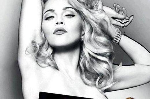 Madonnos kvepalų reklama
