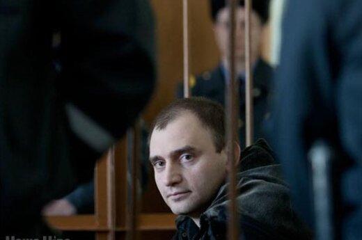 Судят журналиста Александра Отрощенкова