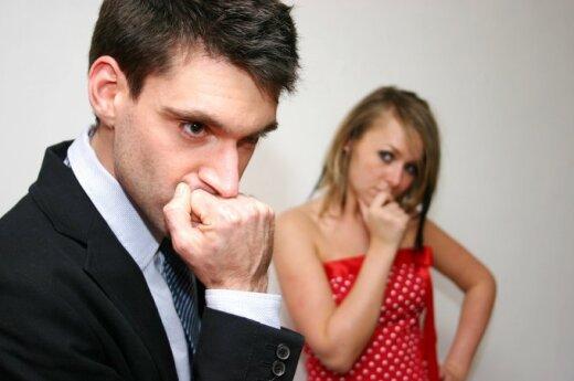 Vėžio simptomai, kuriuos vyrai dažnai ignoruoja