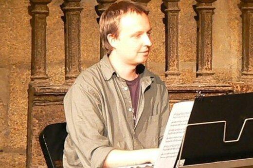 Kompozitorius Karolis Biveinis