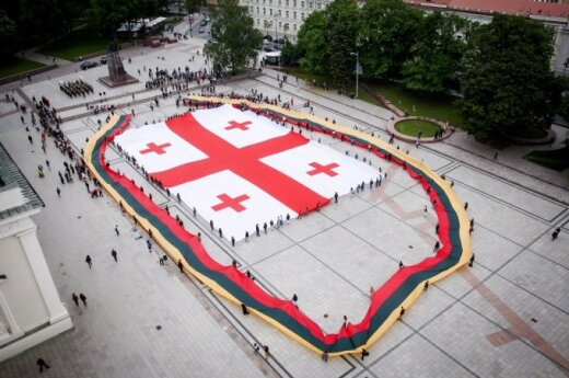 Lithuania celebrates Independence Day of Georgia