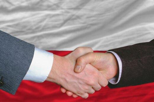 Łotewski minister porównał zachowanie Polski do Rosji