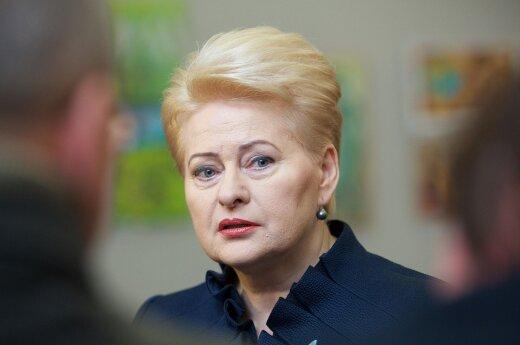 Президент: 2015-й - год успеха литовской армии