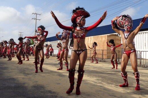 Lietuvė Gabija: šioje valstybėje muzika groja visą parą