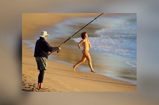 Bezpłatny połów ryb dla nastolatków, emerytów i niepełnosprawnych