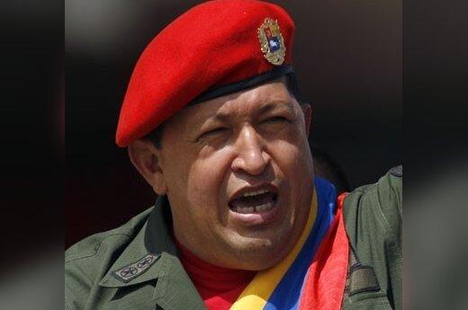 """Чавес Обаме: """"Я хочу быть твоим другом"""""""