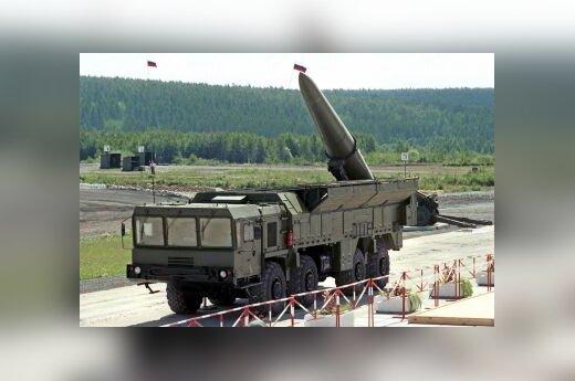"""НАТО: Размещение """"Искандеров"""" под Калининградом нарушит договоренности"""