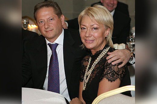 Vladimiras ir Svetlana Romanovai